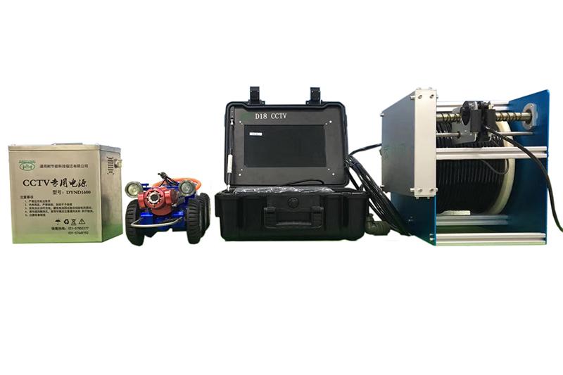 D18管道检测机器人