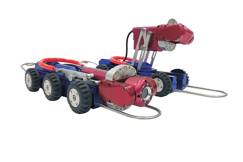 D18小型管道检测机器人
