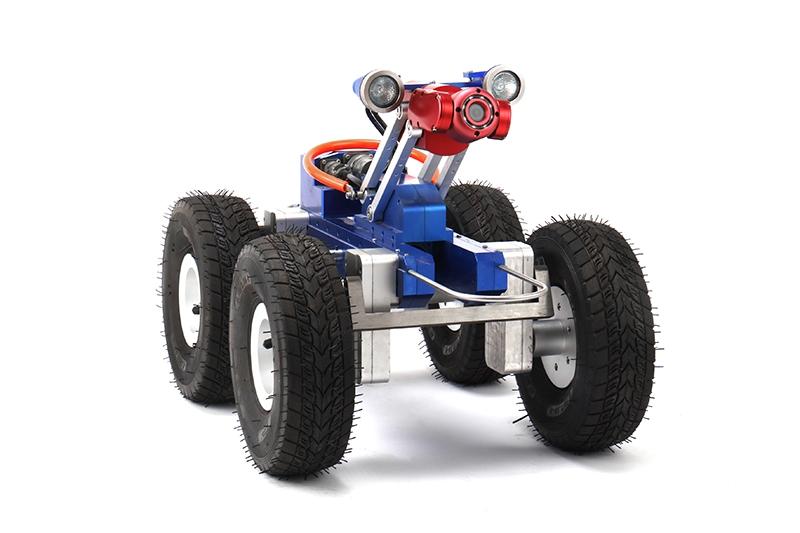 D18 MAX管道检测机器人