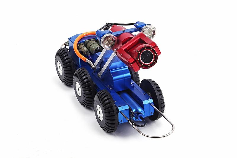管道机器人市场发展如何