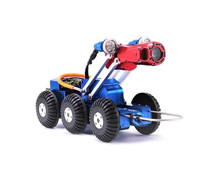 管道机器人助力管道检测